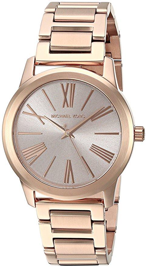 Michael Kors Hartman 3 Hand Watch