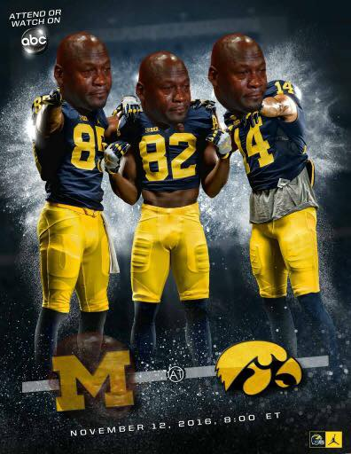 Michigan, & Memes Best Getting of 25 Upset Washington Clemson