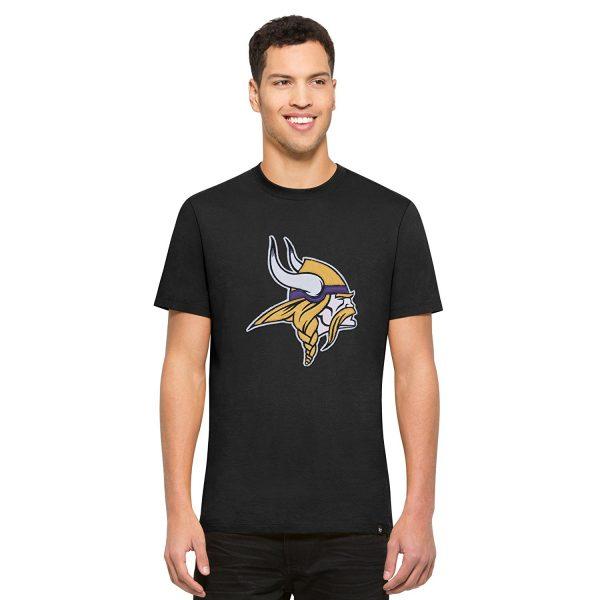 NFL Men's Knockout T-Shirt Minnesota Vikings