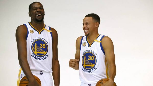 Preseason Durant & Curry