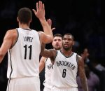 Sean Kilpatrick, Brook Lopez