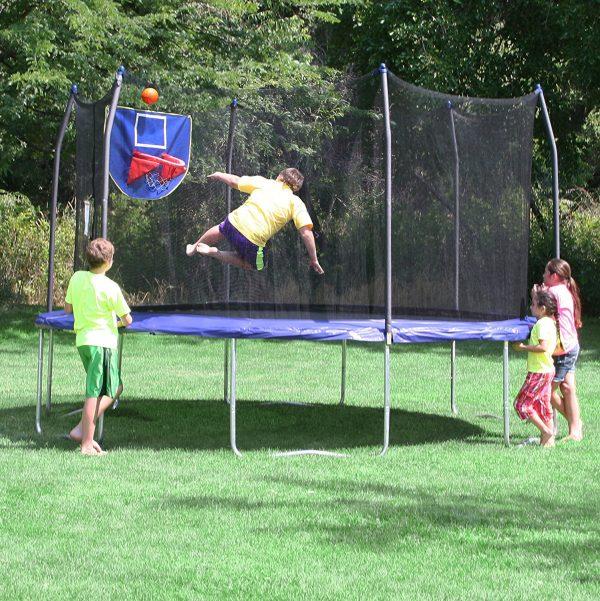 Skywalker Jump n Dunk Trampoline