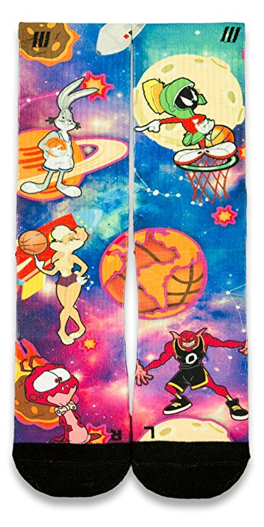 Space Jam Elite Socks