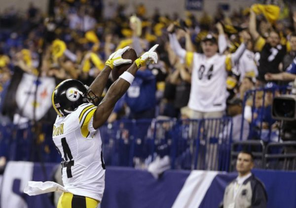 Steelers beat Colts