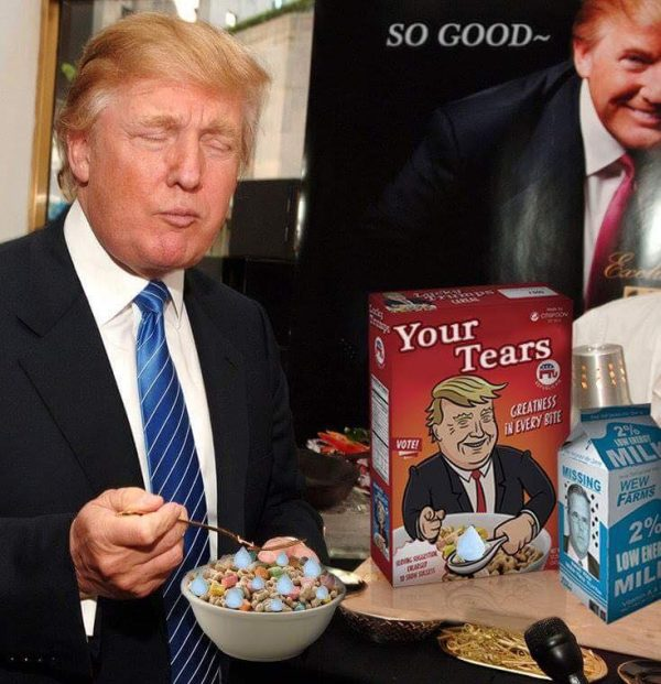 trump-eats-salty-tears