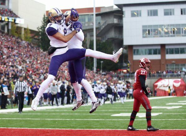 Washington beat Washington State