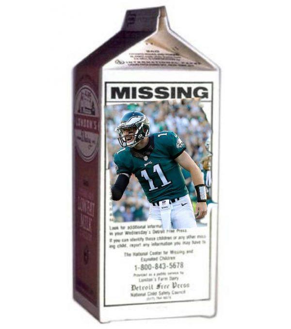 wentz-missing