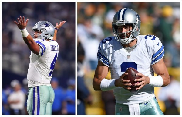 Dak Prescott, Mark Sanchez