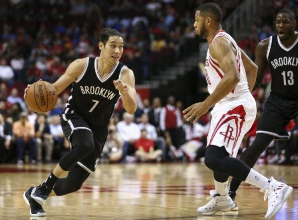 Jeremy Lin first game back