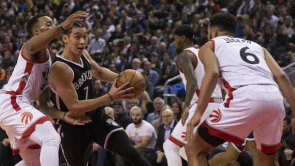 Jeremy Lin (Nets-Raptors)