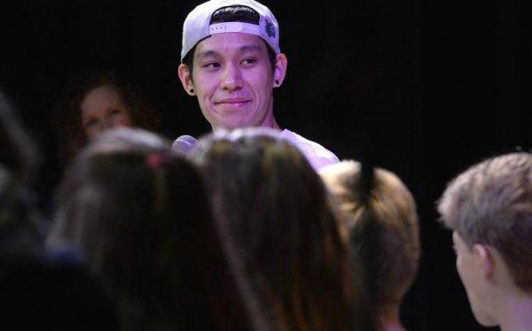 Jeremy Lin Smile
