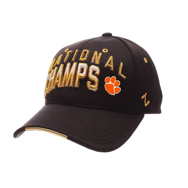 Clemson National Champions Hat