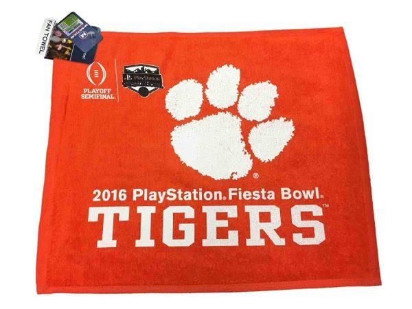 Clemson Fiesta Bowl Towel