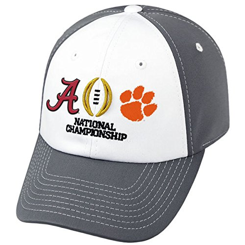 Clemson vs Alabama National Championship Hat
