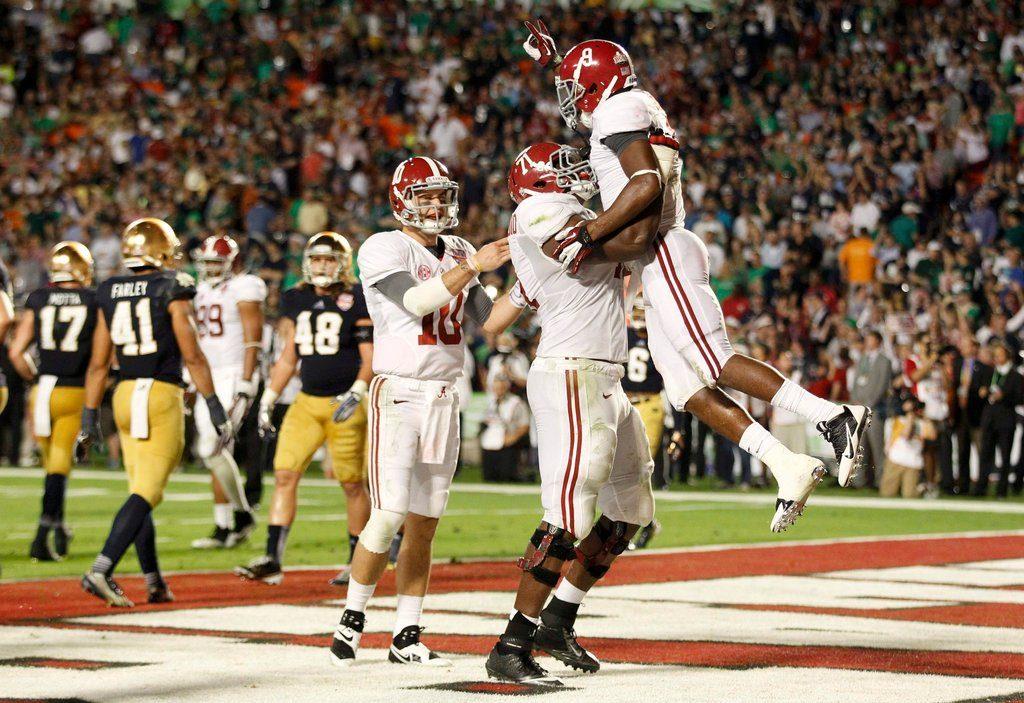 Alabama Notre Dame BCS Game