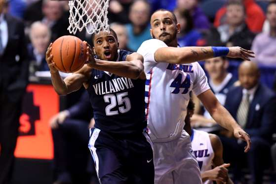 DePaul lose to Villanova