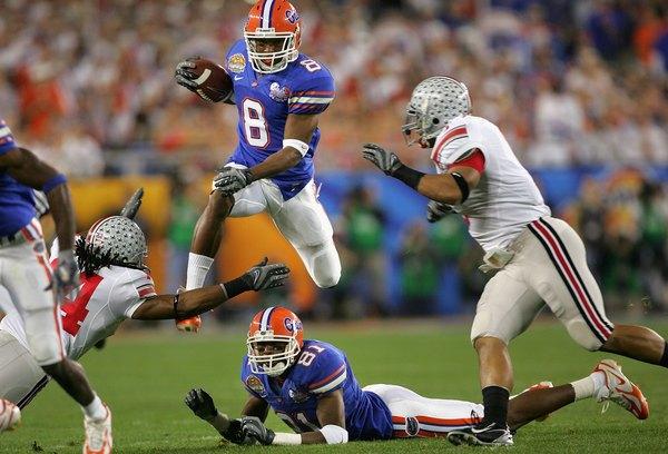 2007 BCS National Championship Game: Florida v Ohio State