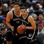 Jeremy Lin, Brook Lopez