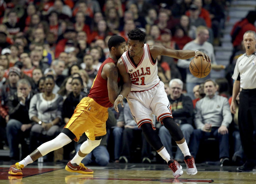 Jimmy Butler, Paul George
