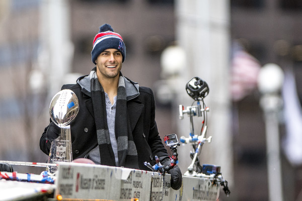 Jimmy Garoppolo Super Bowl Champion