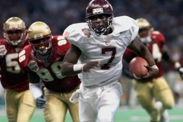 Image result for michael vick national championship