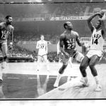Oscar Robertson at the All-Star Game