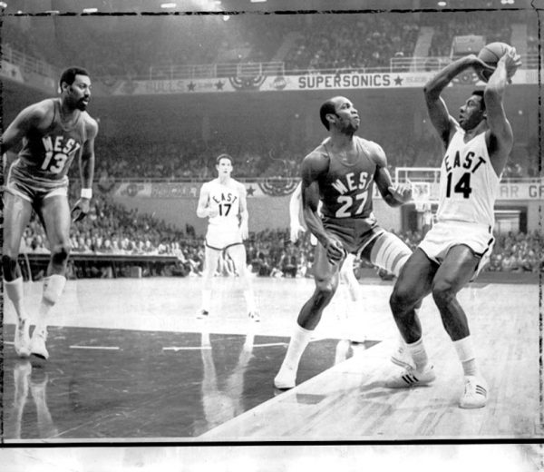 Wilt at the All-Star Game