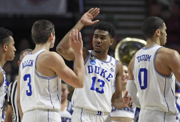 Duke beat Troy