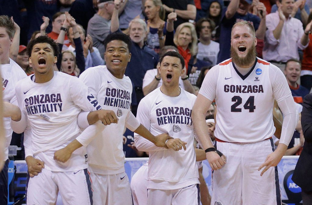 Gonzaga 2017 NCAA Tournament