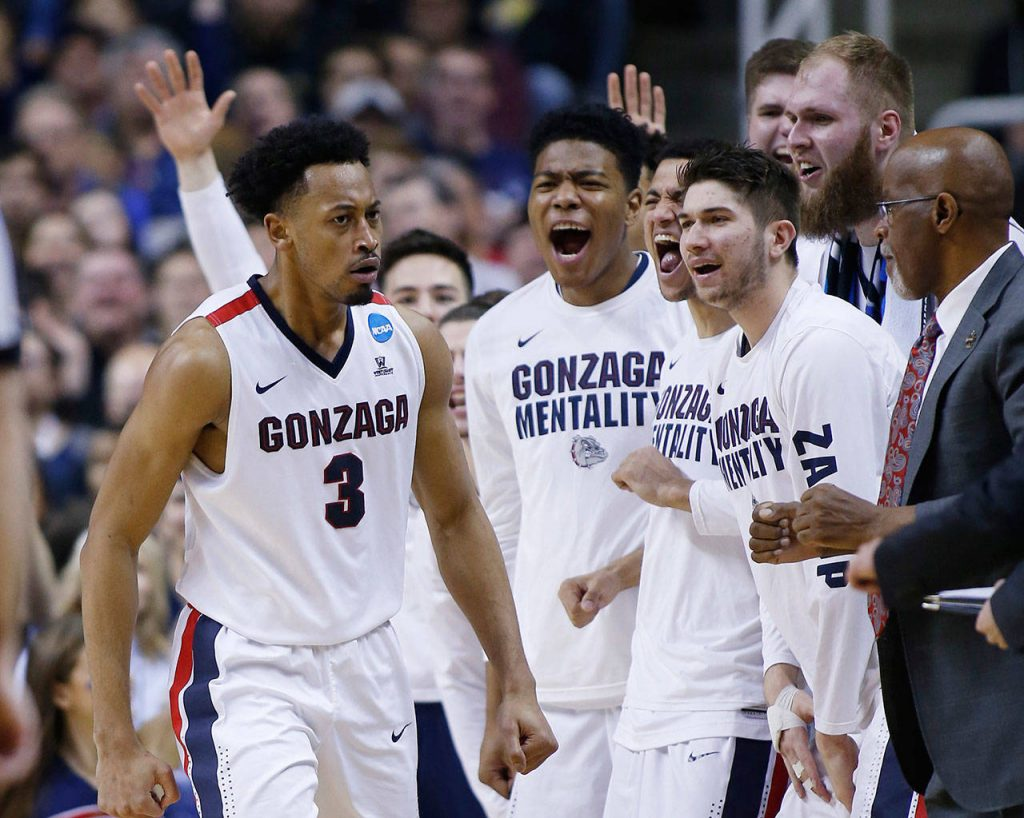 Gonzaga going to the Final Four