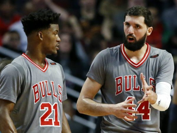 Jimmy Butler, Nikola Mirotic