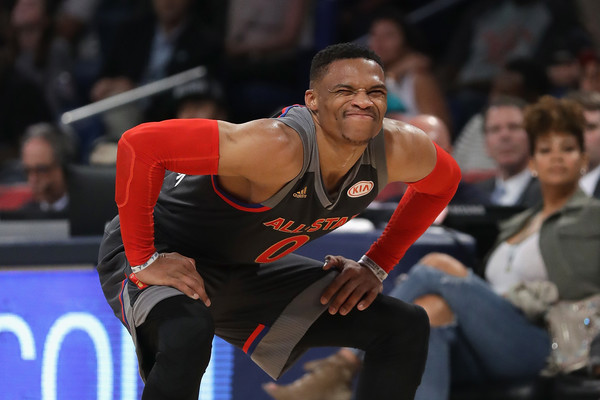 Russell Westbrook Funny