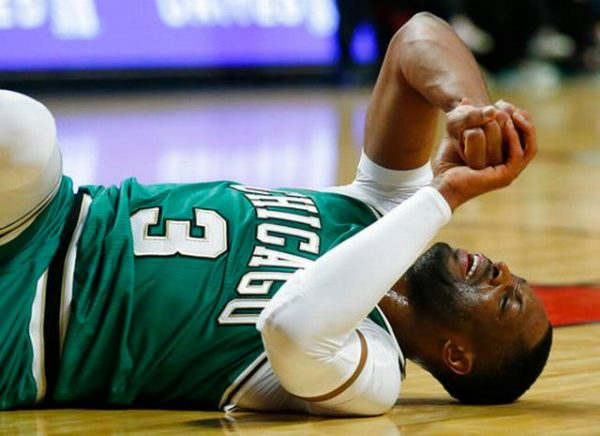 Wade Bulls Injury