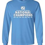 2017 NCAA Tournament North Carolina Champions