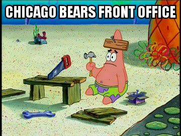 Bears front office
