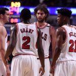 Chicago Bulls Playoff Hunt