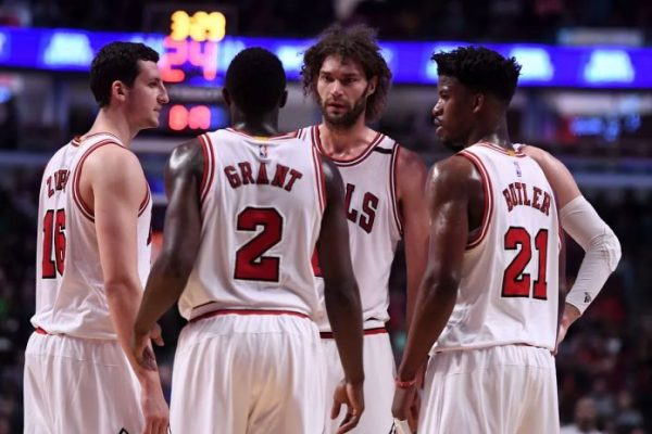 Chicago Bulls Playoff Hunt