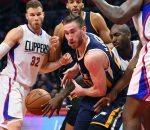 Clippers Jazz Mess