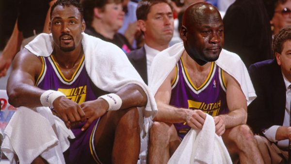 John Stockton Crying Jordan