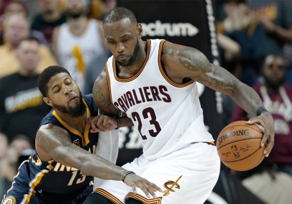 LeBron James, Paul George