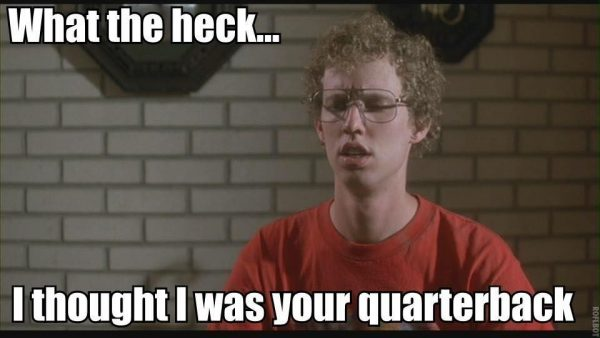 Mike Glennon be Like