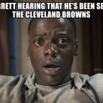 Myles Garrett Sad