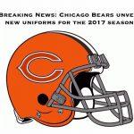 New 2017 Bears Helmets