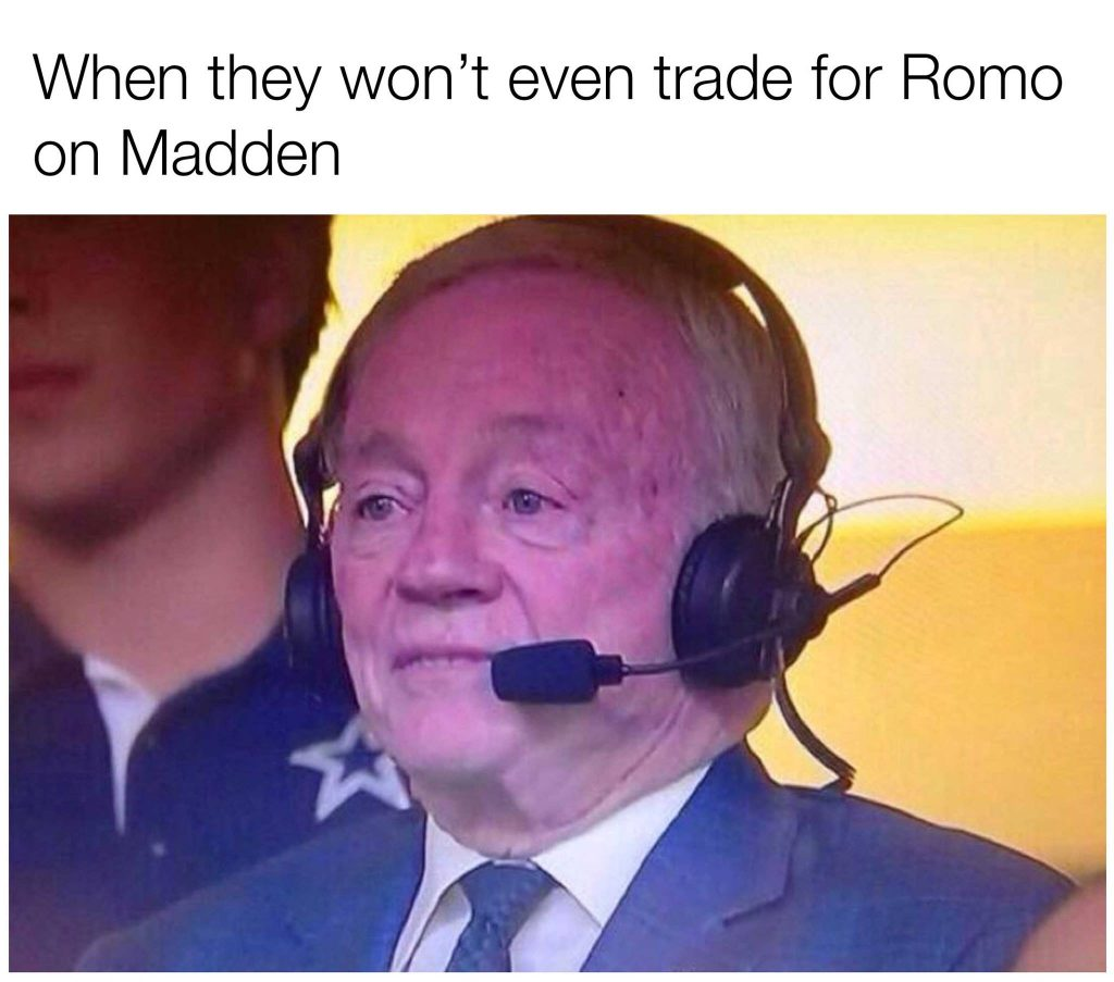 No trade for Romo