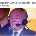 No trade for Romo