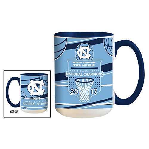 North Carolina Tar Heels 2017 Championship Mug