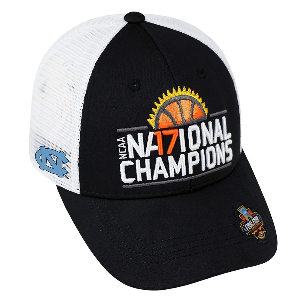 North Carolina Tar Heels 2017 National Champions Hat