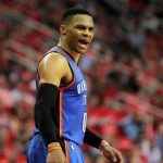 Russell Westbrook Angry