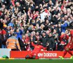 Sadio Mane Liverpool Everton