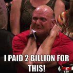 Steve Ballmer got robbed